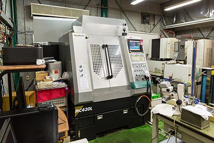 ソディックMC430 マシニングセンター