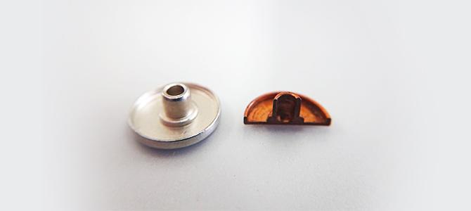 切削からプレス加工への工法変換イメージ